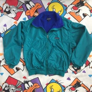 Vintage 90's Patagonia fleece jacket